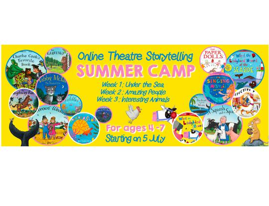 Kids Theatre Summer Camp @ Dubai