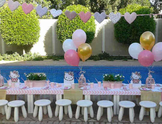 Polka Dot Party Hire @ Dubai
