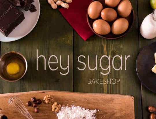Hey Sugar Bakeshop @ Dubai