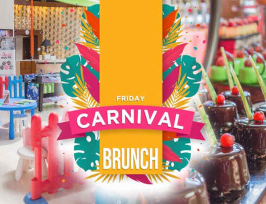 Carnival Brunch @ Dubai