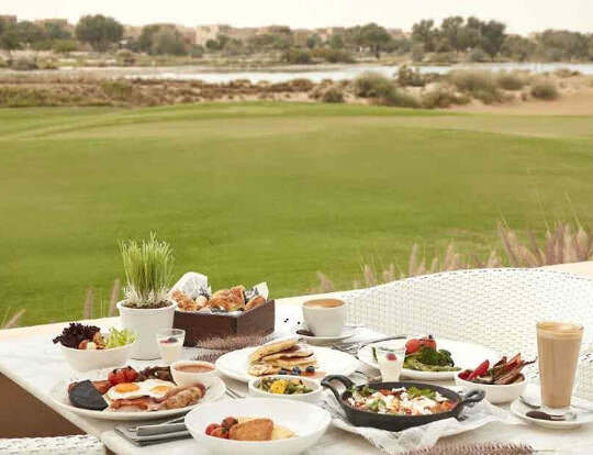 Weekend Breakfast at Ranches Restaurant @ Dubai