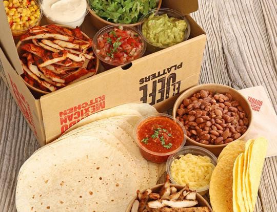 Family Feast Box by Taqado @ Dubai