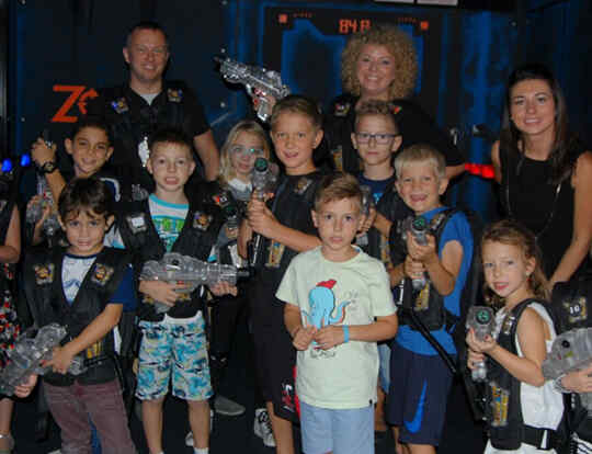 10% off Birthdays @ Xtreme Laser Tag (SUN-WED only) @ Dubai
