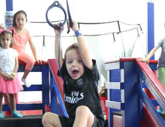 FREE Daily Classes @ WRTS Kid's Gym @ Dubai