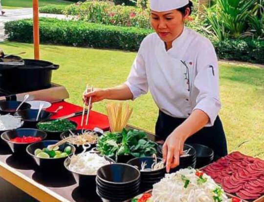 Friday Brunch at Park Hyatt Abu Dhabi @ Abu Dhabi