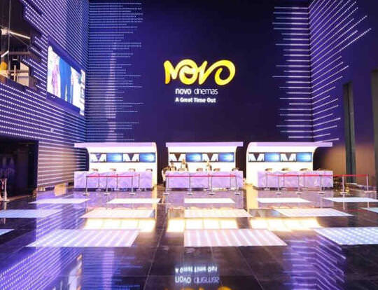 Novo Cinemas - Dragon Mart @ Dubai