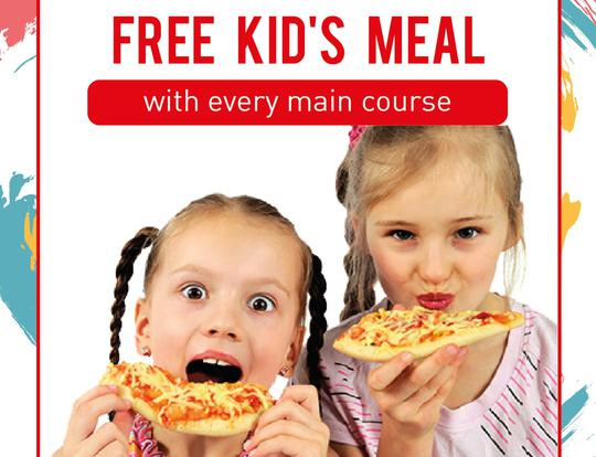 Kids Eat FREE at Sapori @ Dubai