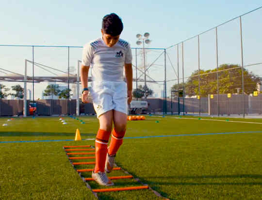 Unlimited Coaching in 8 Sports @ Dubai