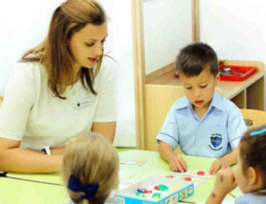 Arcadia Preparatory School @ Dubai