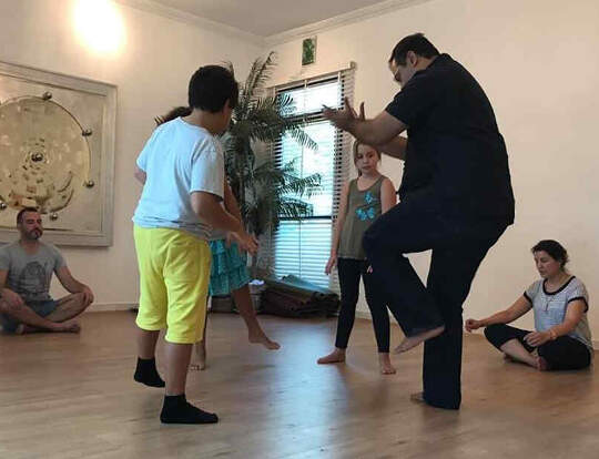 Martial Arts at Just be Holistic @ Dubai