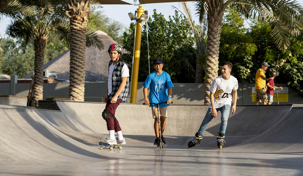 Skatepark Membership @ XDubai Skatepark @ Dubai, Deal, Offer, Coupon, Discount, Book