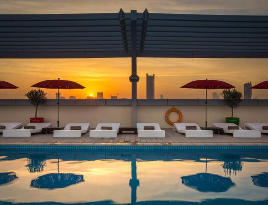 Wallet Friendly Pool Day at Park Inn by Radisson @ Dubai