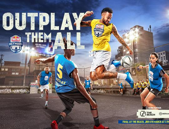 Redbull Neymar Jr's Five 2020 Tournament @ Dubai