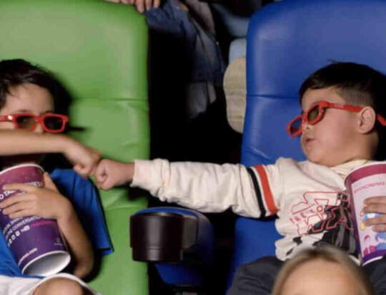 Parents & Babies Mornings @ VOX Cinemas @ Dubai