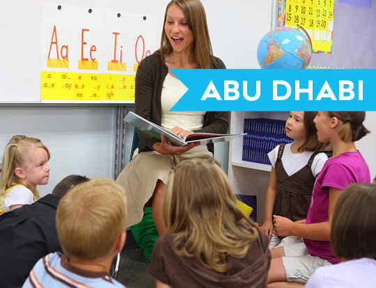 Learn a Language @ Abu Dhabi