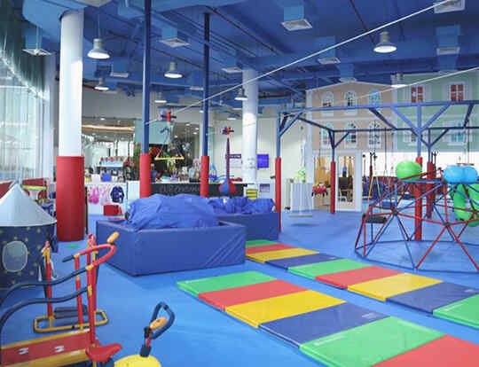 2hrs for 1 @ WRTS Kid's Gym @ Dubai
