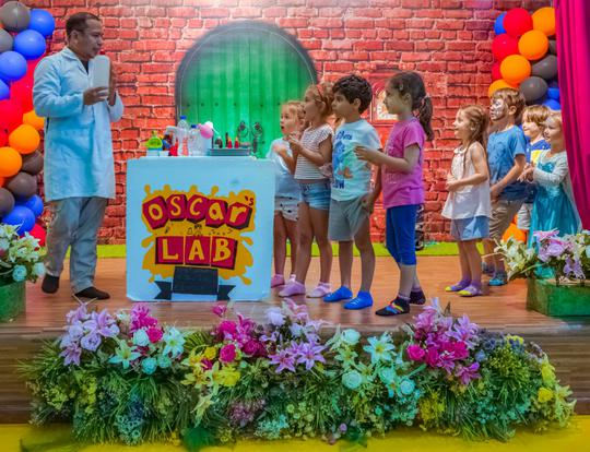 Shows & Workshops with Kids HQ @ Dubai