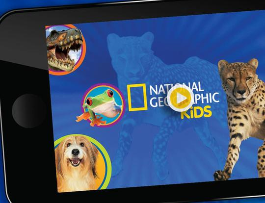 National Geographic Kids @ Dubai
