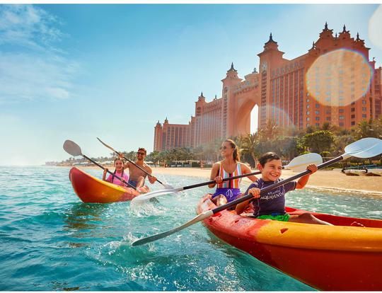 Summer Stay @ Atlantis, The Palm @ Dubai