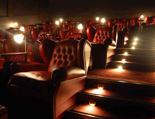 Roxy Cinemas @ Dubai