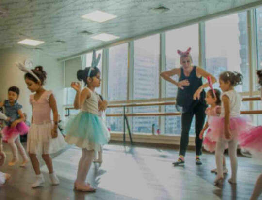 Kids Ballet Classes @ Abu Dhabi