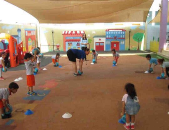 Kiddy Planet Early Learning Center @ Dubai