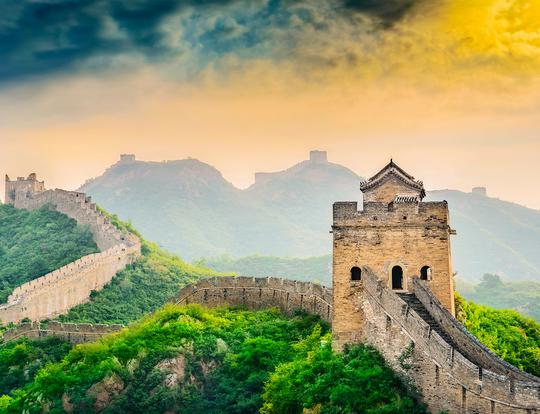 The Wall of China - Virtual Tour @ Dubai