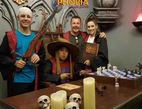 Phobia Escape Games @ Dubai