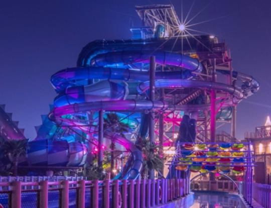 Ladies Night at Laguna Waterpark @ Dubai
