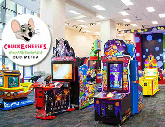 Chuck E Cheese's @ Dubai