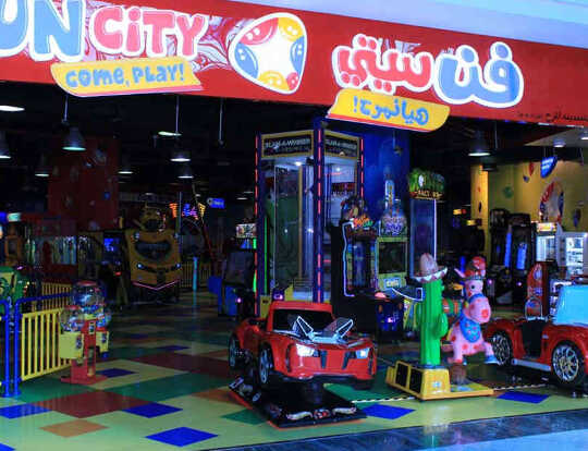 Fun City - Oasis Mall @ Dubai
