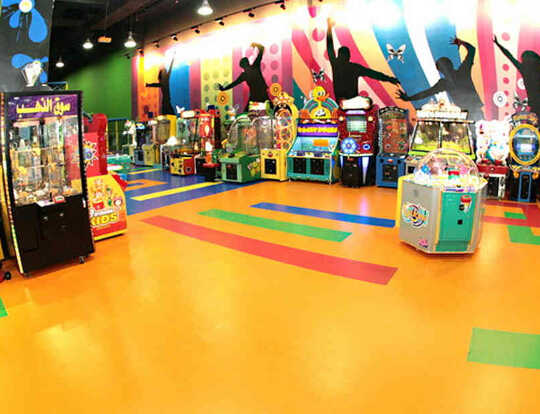 Fun City @ Dubai