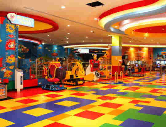 Fun City - City Mall @ Abu Dhabi