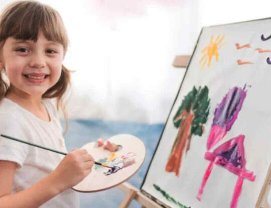 Paint & Play @ Kidz Palooza @ Dubai