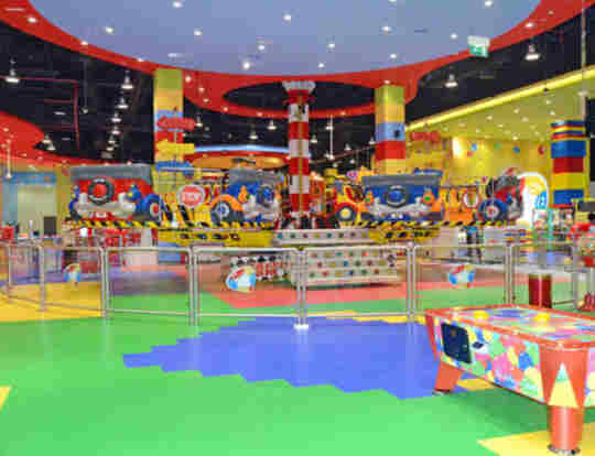 Fun City @ Sharjah