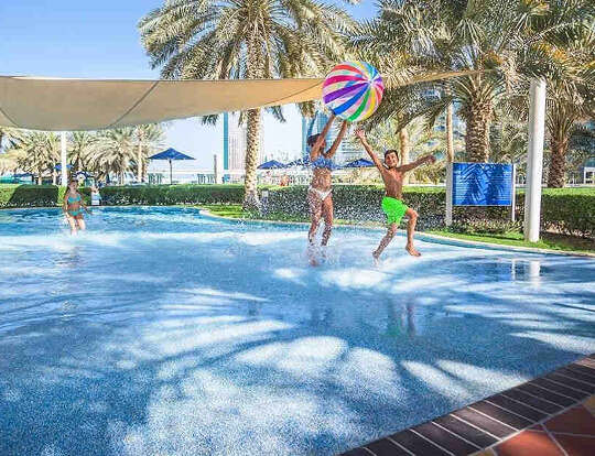 Beach Rotana Day Pass @ Abu Dhabi
