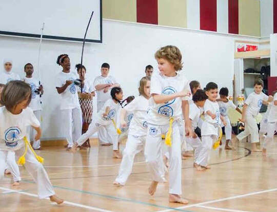 Kids Capoeira Classes @ Dubai