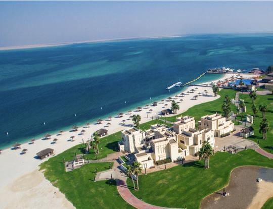 Day Pass at Al Maya Island & Resort @ Abu Dhabi