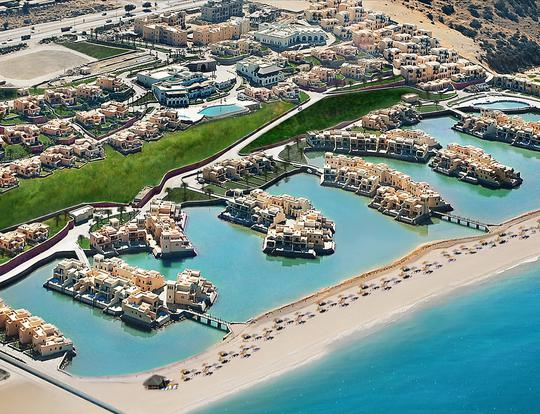 Holiday at The Beach @ The Cove Rotana Resort @ Ras Al Khaimah