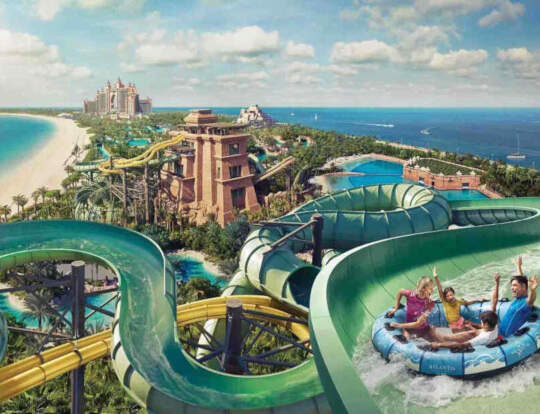 Up to 30% off @ Aquaventure Water Park + Lost Chambers @ Dubai