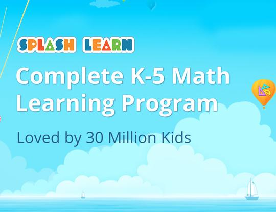 Splash Learn - Math @ Dubai