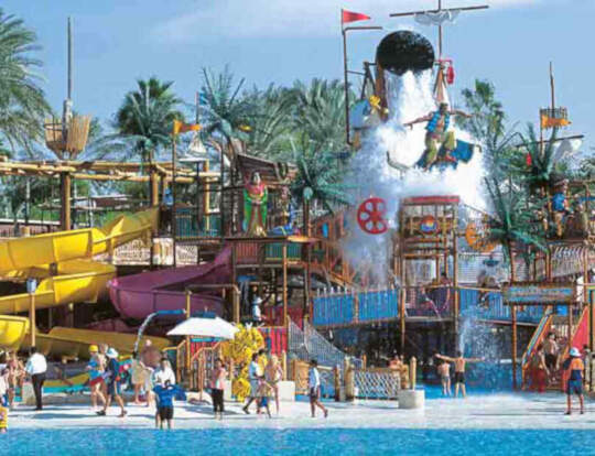 Over 15% off @ Wild Wadi Waterpark @ Dubai