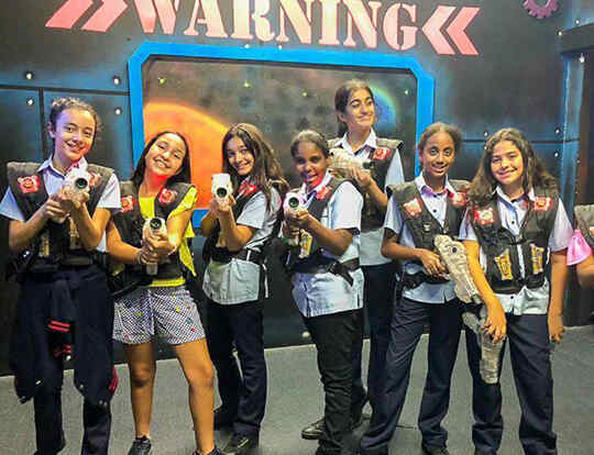 Buy 1 Get 1 FREE Laser Tag Game (SUN-WED only) @ Dubai