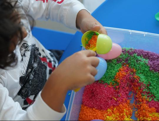 The Creative Train - Activities at Home @ Dubai
