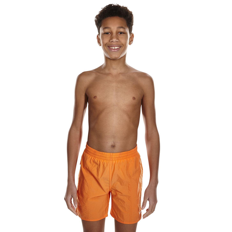 New Speedo Boys Swimming Shorts Junior Kids Swim Trunks ...