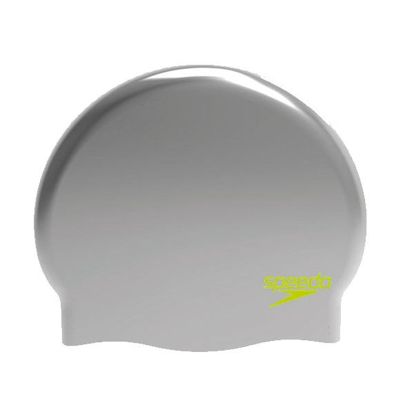 Speedo-Junior-Moulded-Silicone-Childrens-Kids-Cap-Swimming-Pool-Hat-Age-6-14