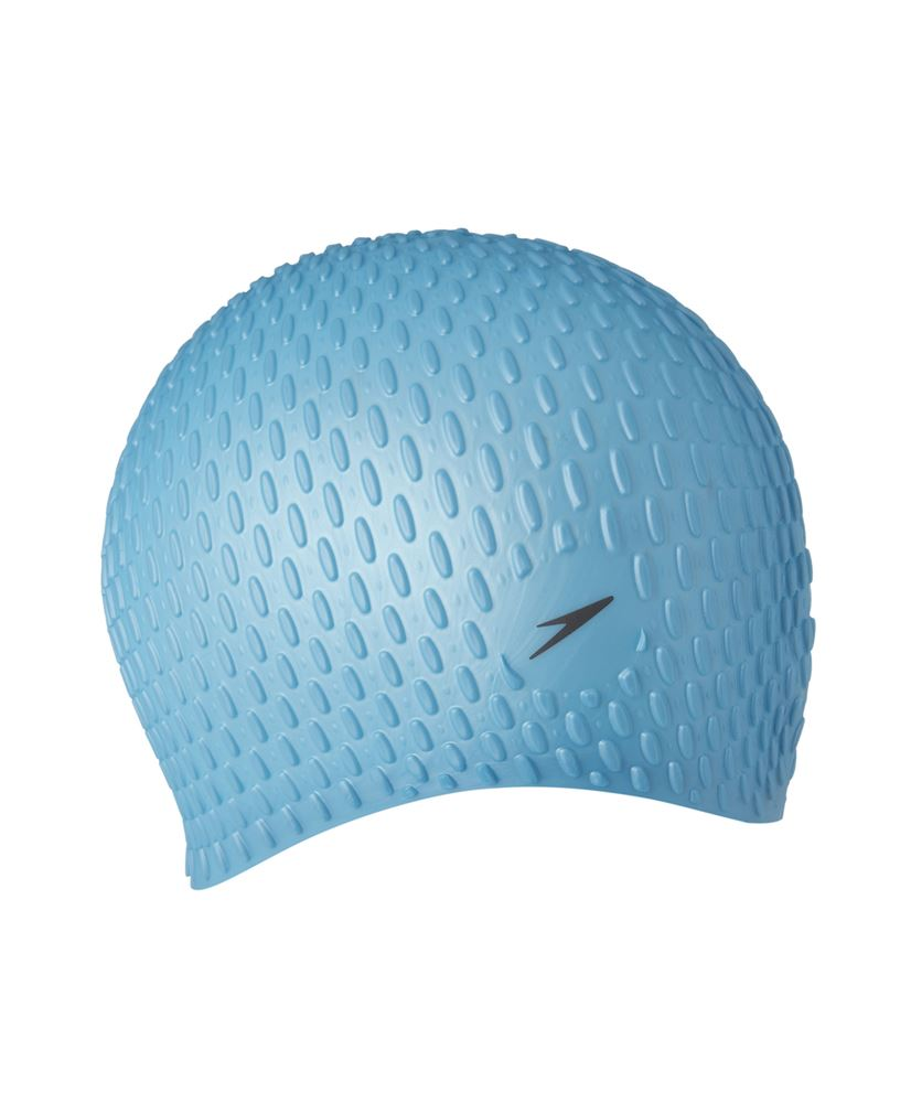 Speedo Swimming Cap Silicone Bubble Hat Adult Womens Caps Female Pool Ladies Ebay