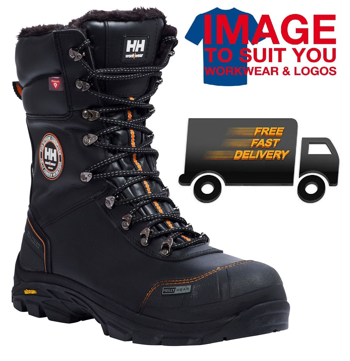 edf37a81974da HELLY HANSEN CHELSEA WINTER INSULATED SAFETY STEEL TOE CAP BOOT 78301