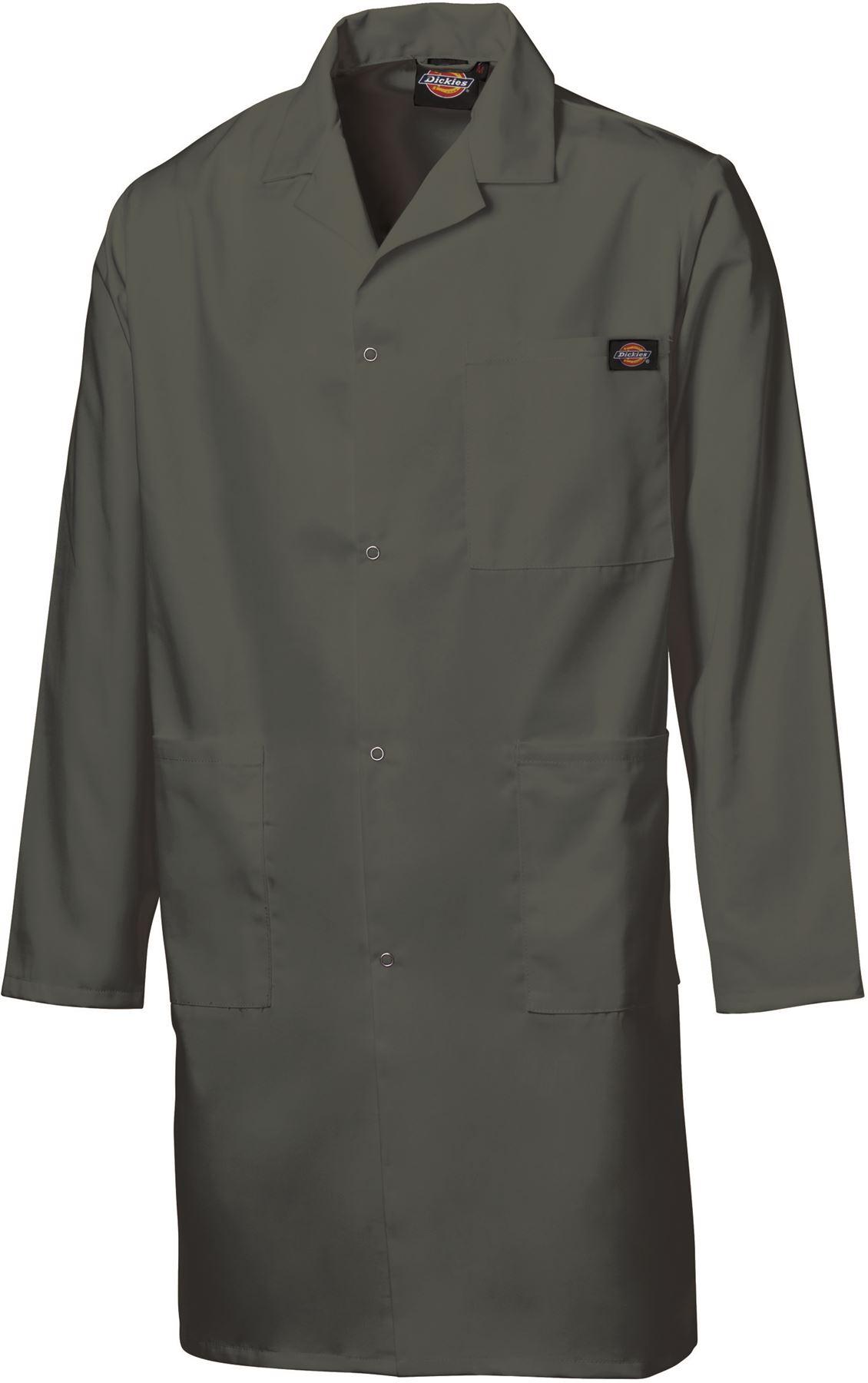 Dickies Redhawk Warehouse Coat Work Food Butcher Jacket Various Colours