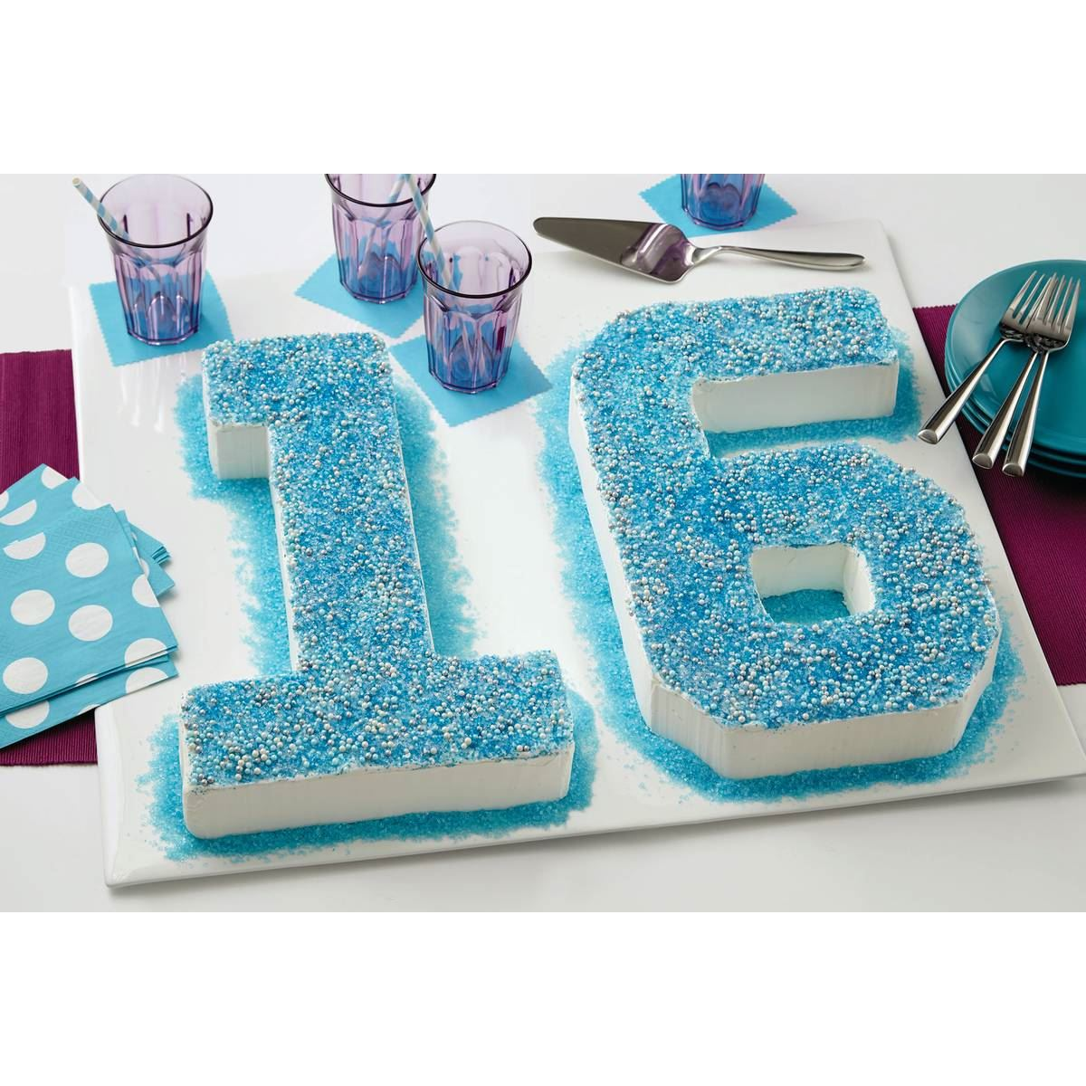 Wilton Number  Cake Tin